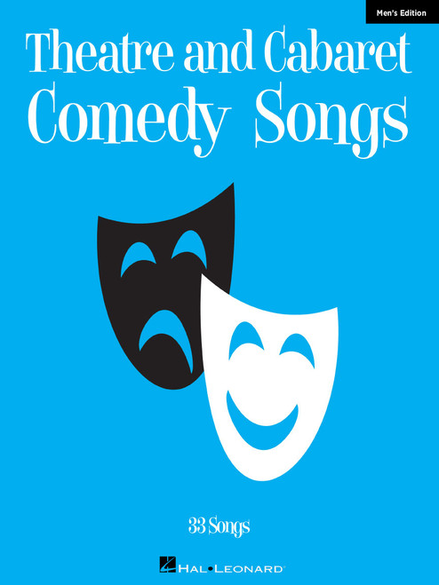 Theatre and Cabaret Comedy Songs (Men's Edition) - Piano/Vocal