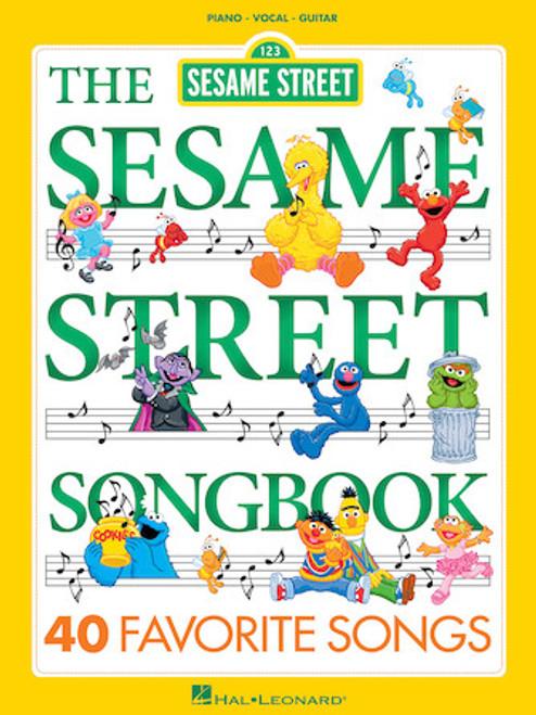 The Sesame Street Songbook - Piano/Vocal/Guitar