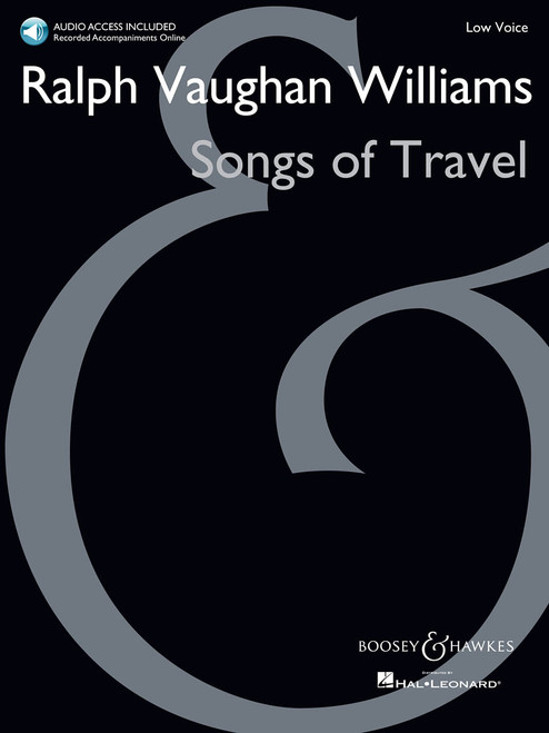 Ralph Vaughan Williams - Songs of Travel (Low Voice) w/Audio Access