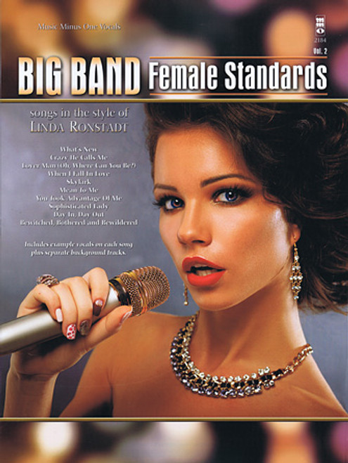 Big Band Female Singers Vol 2 - Music Minus One