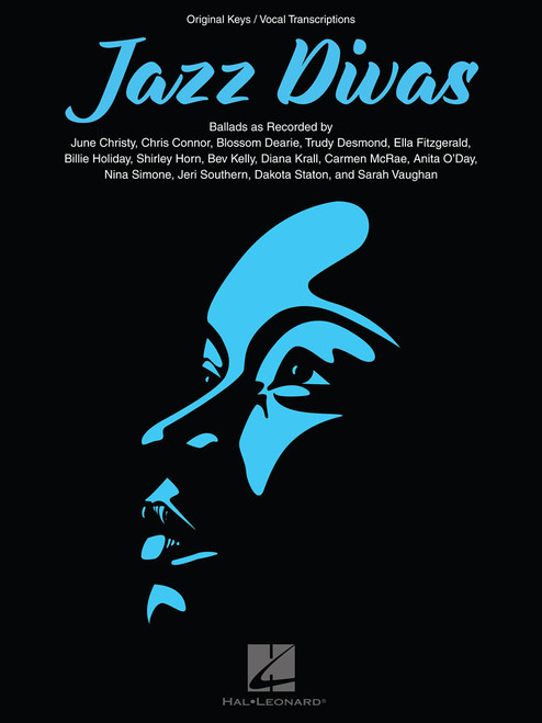 Jazz Divas - Original Keys Vocal Transcriptions