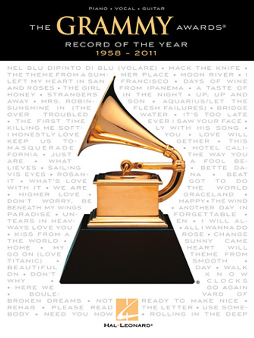 The Grammy Awards - Record of the Year 1958-2011 - Piano / Vocal / Guitar