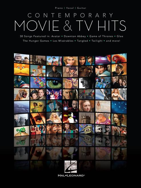 Contemporary Movie & TV Hits - Piano / Vocal / Guitar