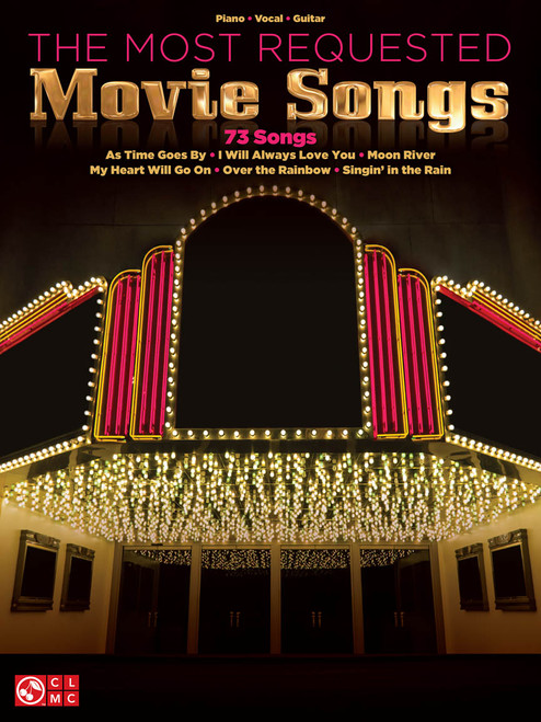 The Most Requested Movie Songs (73 Songs) - Piano / Vocal / Guitar