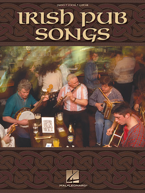 Irish Pub Songs - Piano / Vocal / Guitar