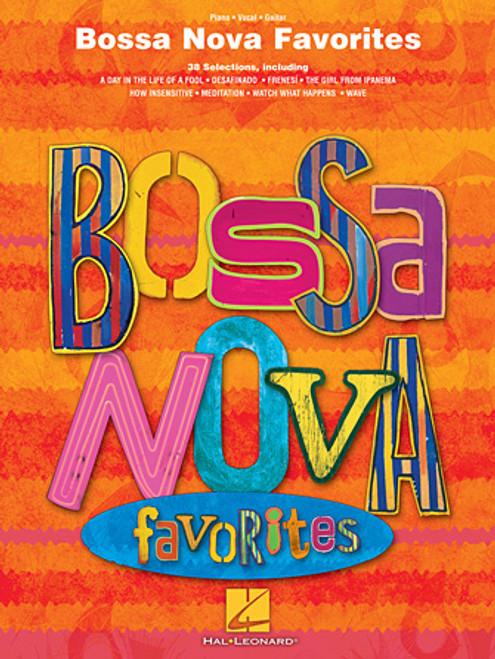Bossa Nova Favorites - Piano / Vocal / Guitar