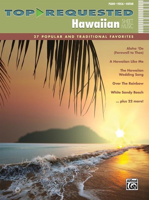 Top Requested Hawaiian Sheet Music - Piano / Vocal / Guitar