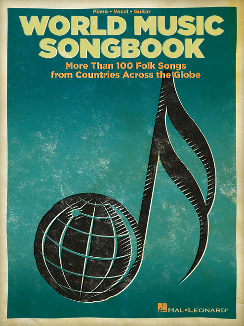 World Music Songbook - Piano / Vocal / Guitar