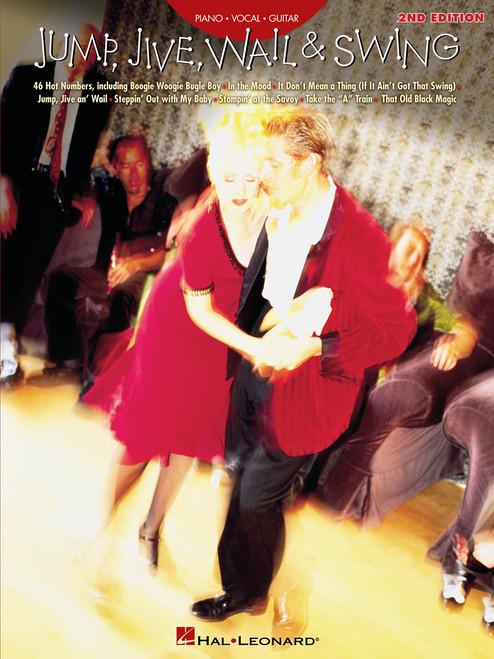 Jump, Jive, Wail & Sing - Piano/Vocal/Guitar Songbook