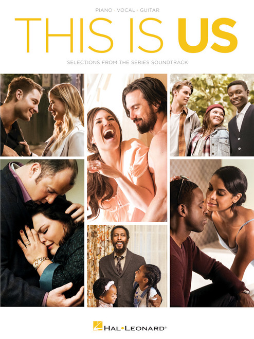 This is Us (Selections from the Series Sountrack) - Piano / Vocal / Guitar