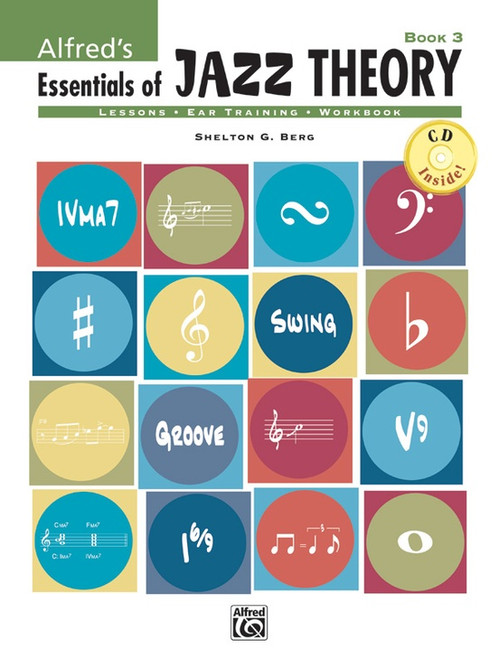 Alfred's Essentials of Jazz Theory - Book 3