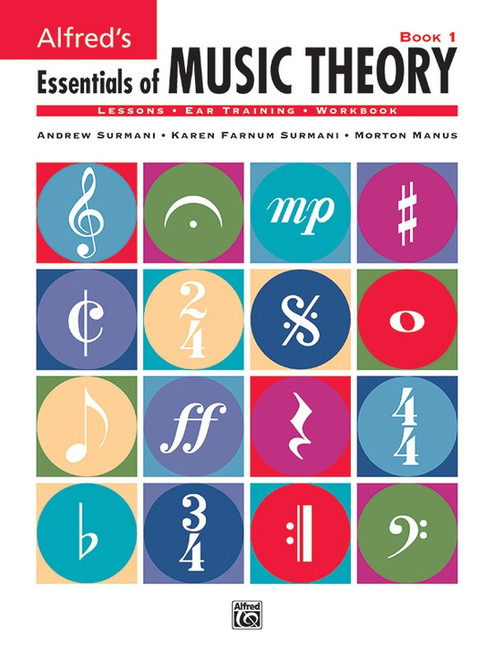 Alfred's Essentials of Music Theory - Book 1