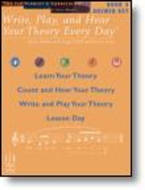Write, Play, and Hear Your Theory Every Day - Book 3 (Answer Key)