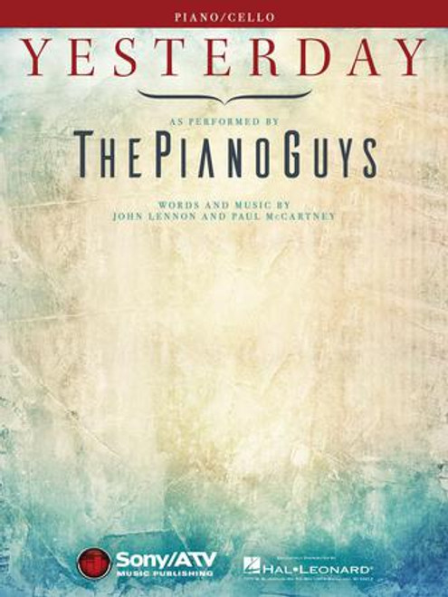 Yesterday (As performed by the Piano Guys) - Piano / Cello