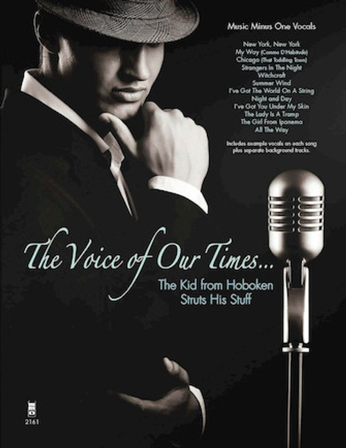 The Voice of Out Times... The Kid from Hoboken Struts His Stuff - Music Minus One Vocals