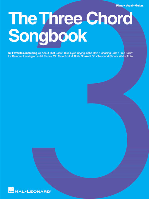 The Three-Chord Songbook - Piano / Vocal / Guitar