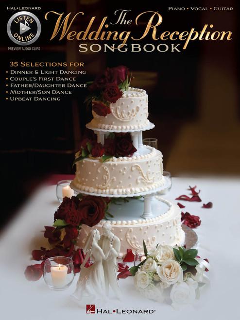 The Wedding Reception Songbook - Piano / Vocal / Guitar