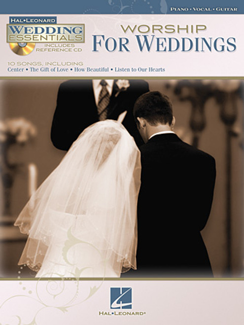 Worshop for Weddings (Hal Leonard Wedding Essentials) - Piano / Vocal / Guitar