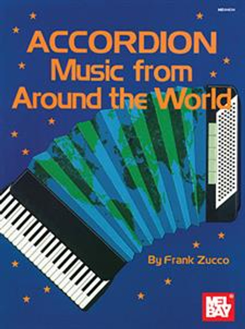 Accordion Music from Around the World - Frank Zucco