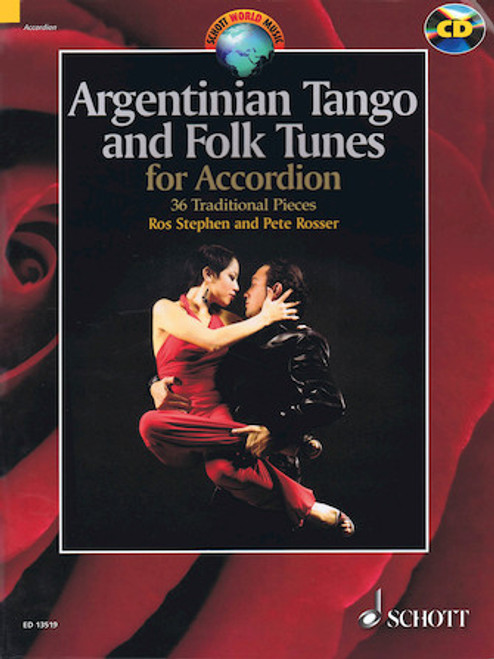 Argentinian Tango and Folk Tunes for Accordion - Ros Stephen and Pete Rosser