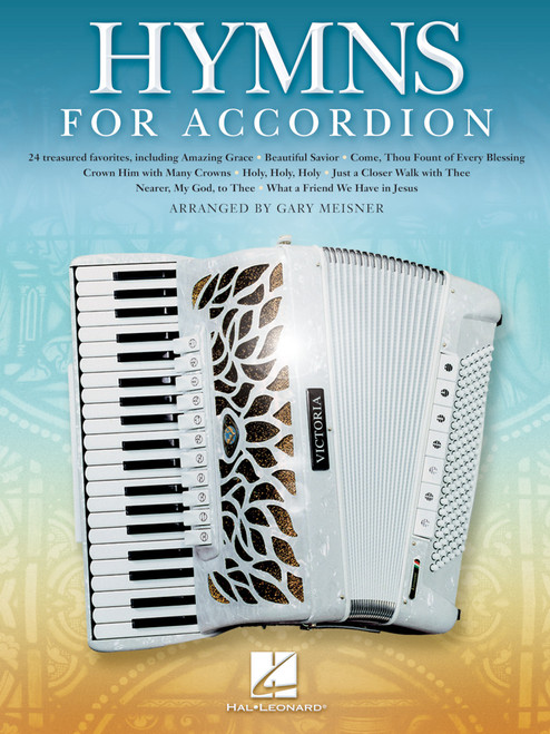 Hymns for Accordion - Gary Meisner