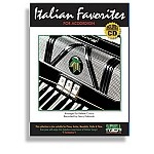Italian Favorites for Accordion (Includes CD) - Helene Criscio
