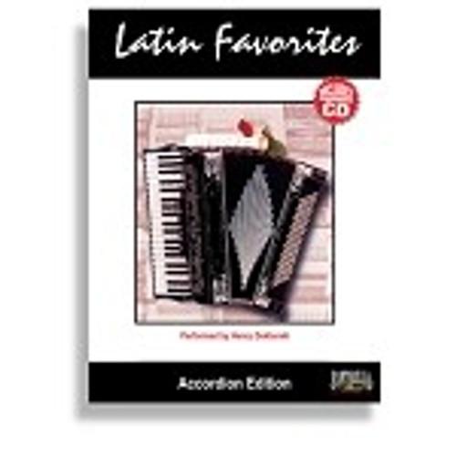 Latin Favorites for Accordion - Henry Doktorski