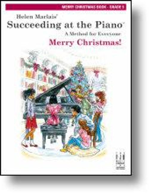 Succeeding at the Piano (2nd Edition) - Merry Christmas - Grade 5