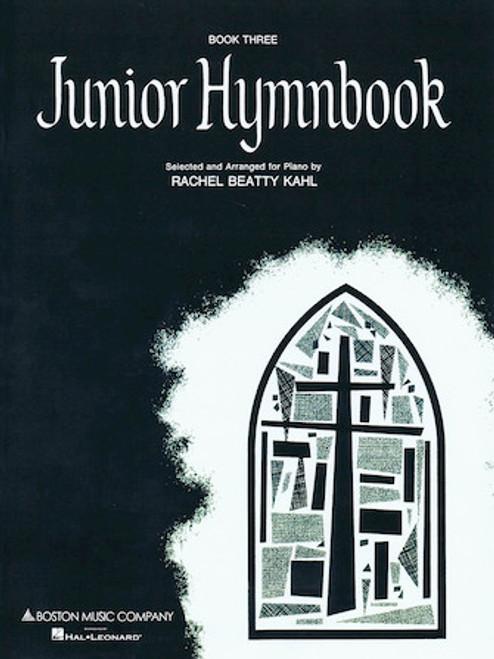 Junior Hymnbook Book 3 - Easy Sacred Piano Songbook