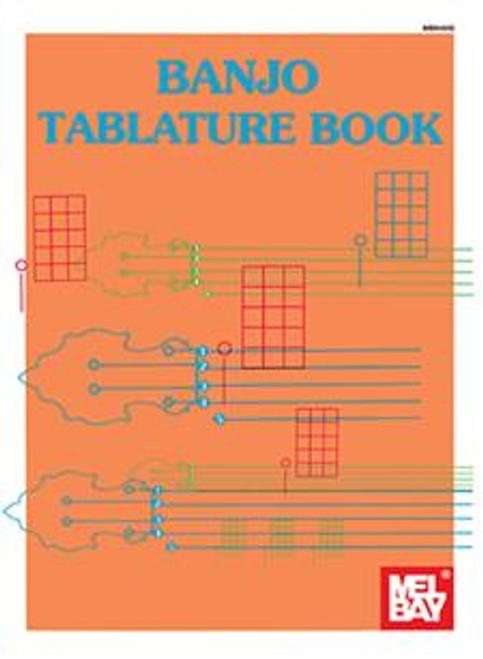 Mel Bay's Banjo Tablature Book