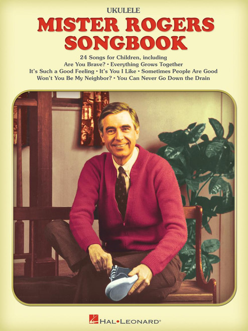 Mister Rogers Songbook - Ukulele Songbook