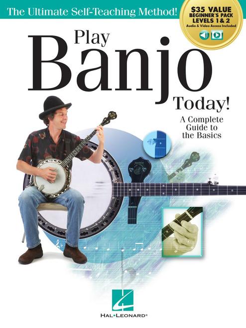 Play Banjo Today! (The Ultimate Self-Teaching Method)