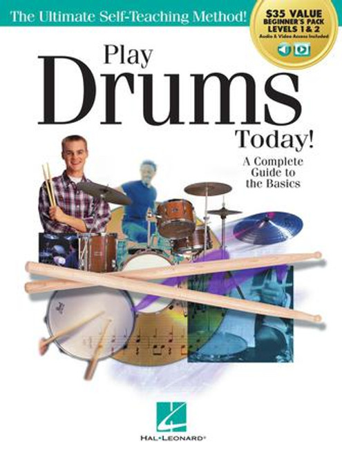 Play Drums Today! (A Complete Guide to the Basics)