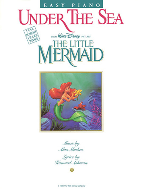 Under the Sea (from Little Mermaid) - Easy Piano