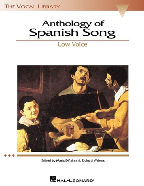 Anthology of Spanish Song - Low Voice