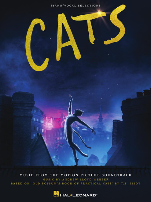 Cats (2020 Motion Picture) - Piano / Vocal Selections Songbook