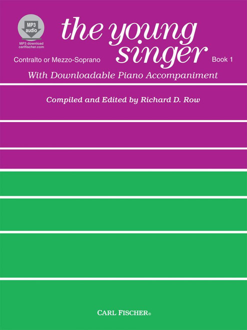 The Young Singer Book 1 - Soprano