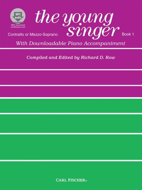 The Young Singer Book 1 - Contralto or Mezzo-Soprano