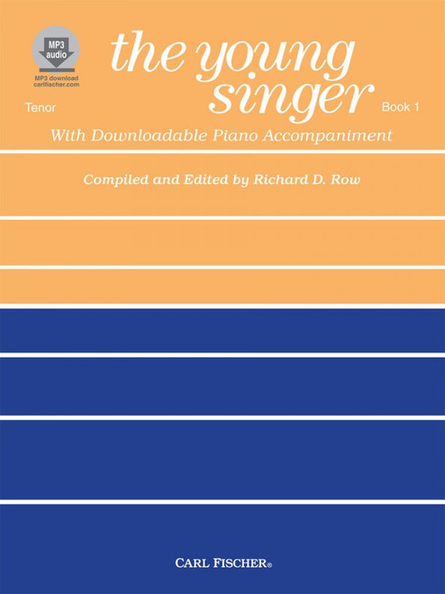 The Young Singer Book 1 - Tenor