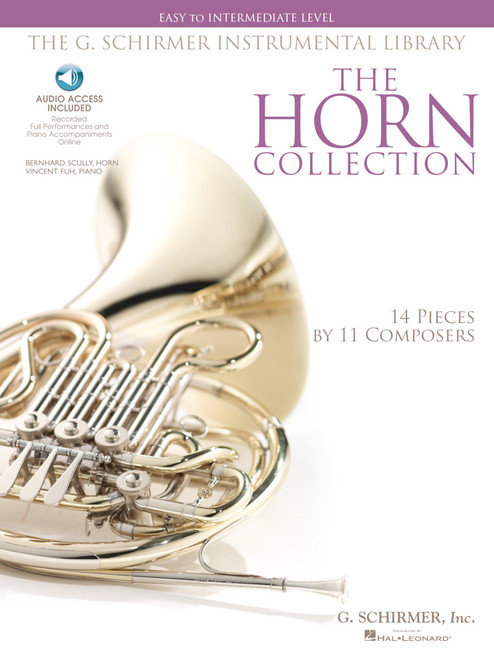 The Horn Collection (Easy to Intermediate Level) -  Book and Online Audio Access