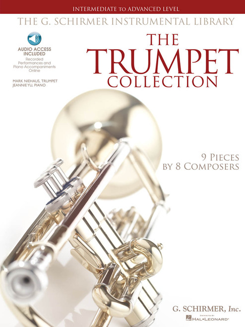 The Trumpet Collection (Intermediate to Advanced Level) - Book & Online Audio Accompaniments