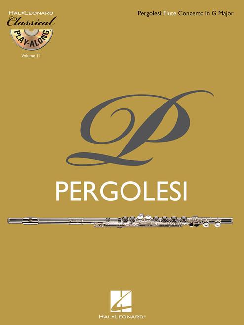 Pergolesi - Flute Concerto in G Major (Hal Leonard Classical Play-Along)