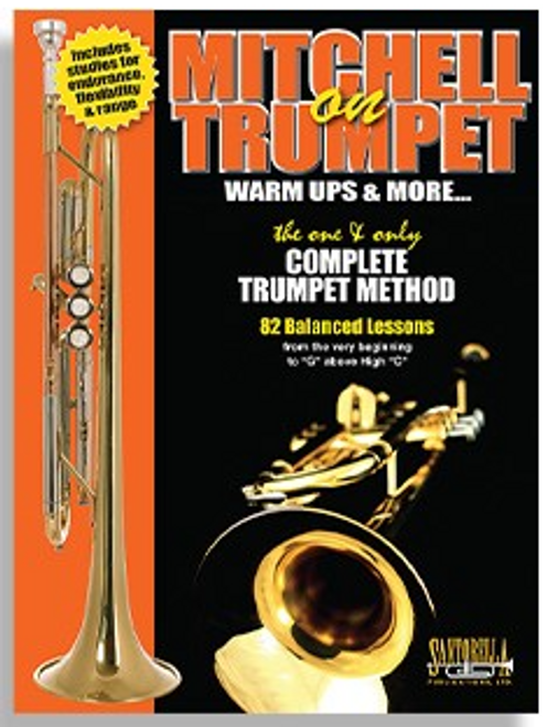 Mitchell on Trumpet - Warm Ups & More Complete... Complete Trumpet Method