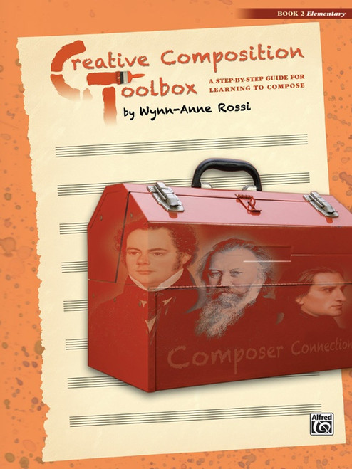 Creative Composition Toolbox - Bk. 2