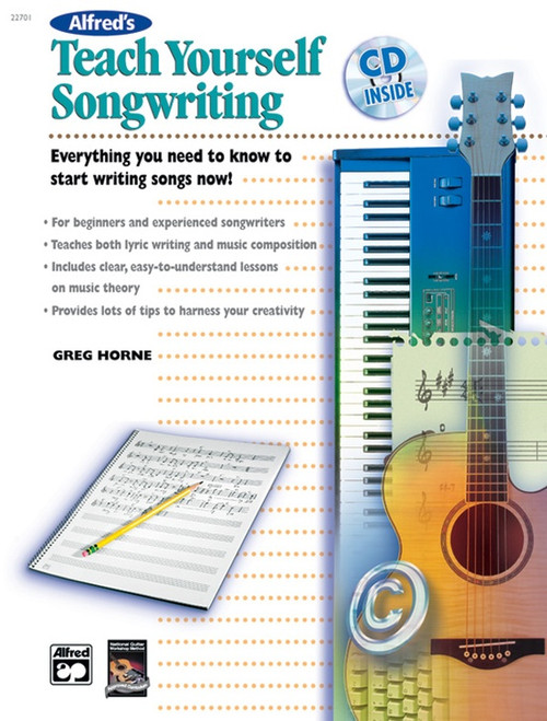 Teach Yourself Songwriting