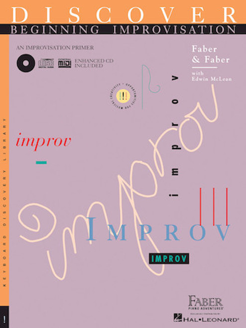 Discover Beginning Improvisation - Lev. 2B