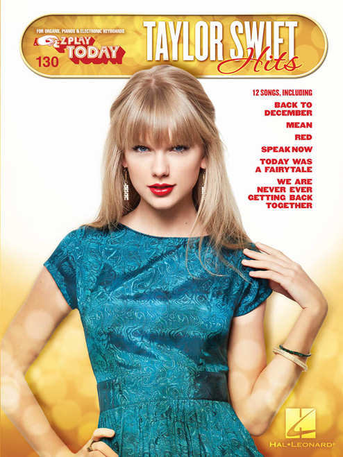 E-Z Play Today #130 - Taylor Swift Hits