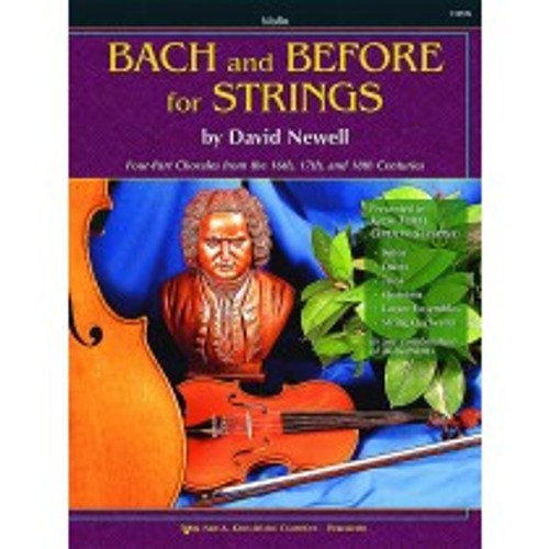 Bach & Before - Conductor Score