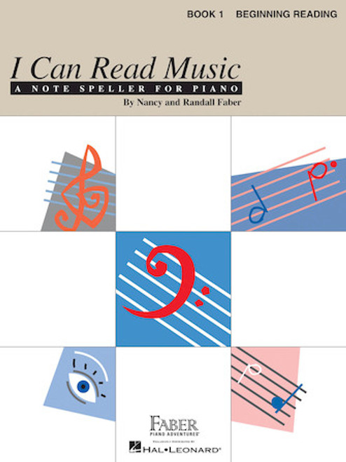 I Can Read Music - Bk. 1