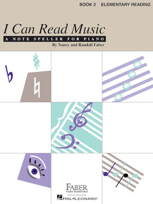 I Can Read Music - Bk. 2